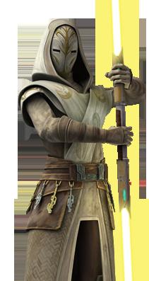 Jedi Temple Guard Relationship
