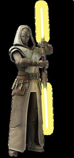 Jedi Temple Guard of Coruscant