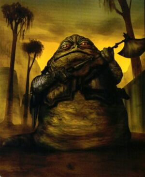 Ancient Hutt Warrior