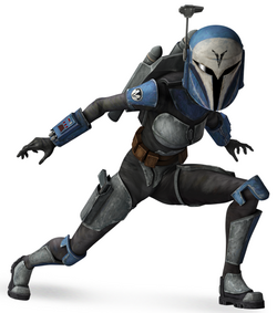 Bo-Katan of Mandalore