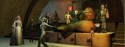 Jabba Desilijic Tiure's criminal empire