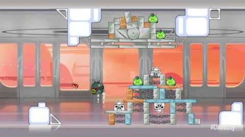 Angry Birds Star Wars Cloud City Gameplay Trailer