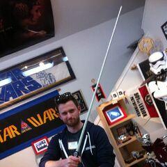 Nate's a Jedi.
