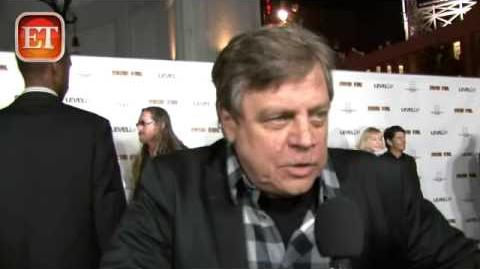 Mark Hamill's 'Star Wars' Sequel Jedi Mind Trick