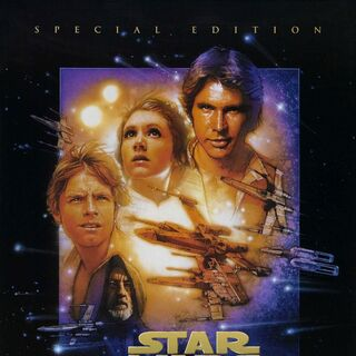 <i>Star Wars</i> Special Edition poster