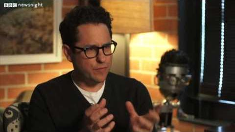 Brandon Rhea/J.J. Abrams Comments on British Casting Rumors