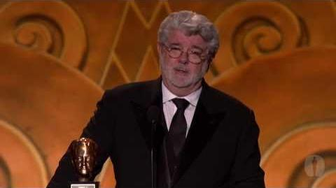 2010 Governors Awards -- George Lucas on Francis Ford Coppola