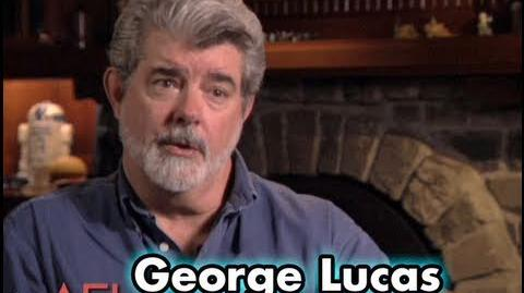 George Lucas On the Evolution of Digital Film