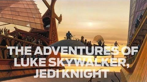 The Adventures of Luke Skywalker, Jedi Knight An Interview with Tony DiTerlizzi