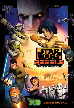 Star Wars Rebels Join Poster