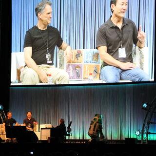 Doug Chiang and Iain McCaig talk about designing <i>Star Wars</i>.