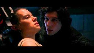 Kylo Ren Interrogates Rey - Entire Scene