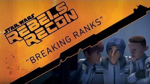 "Rebels Recon 5 Inside ""Breaking Ranks"""