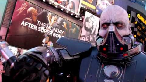 STAR WARS™ The Old Republic™ - Times Square Freeze Mob 12.20