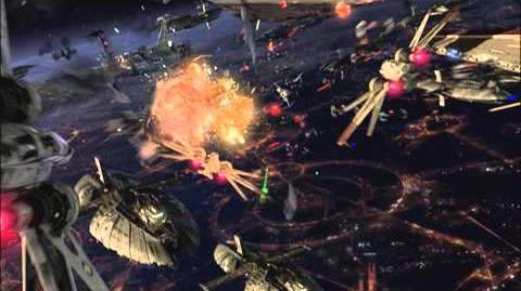 Revenge of the Sith - TV Spot - Dark Side Unleashed