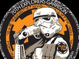 70th Explorers Garrison