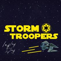 Mini Storm Troopers Logo