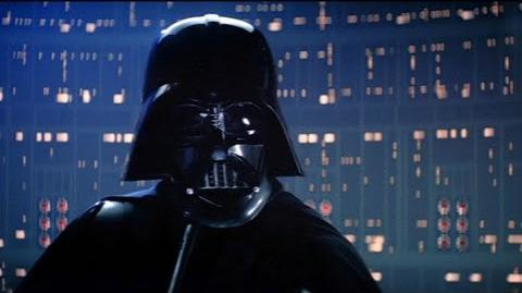 "Fan Correction Darth Vader Didn't Say ""Luke""! - CONAN on TBS"