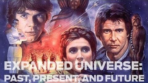 The Star Wars Expanded Universe Past, Present, and Future