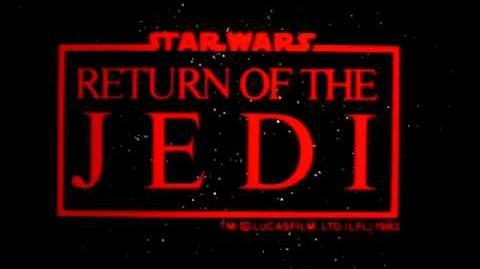 Star Wars Episode VI: Return of the Jedi | Star Wars Fanpedia