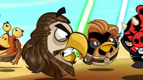 Angry Birds Star Wars II Full Trailer
