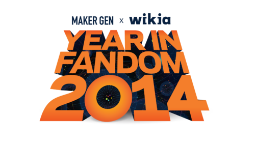 Wikia Year in Fandom 2014