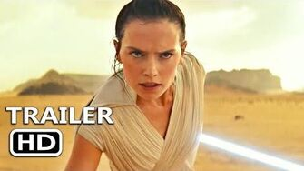 STAR WARS Episode 9 THE RISE OF SKYWALKER Trailer (2019)