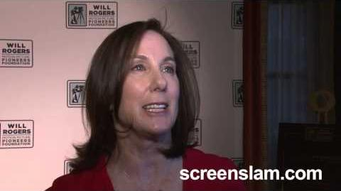 ScreenSlam -- Kathleen Kennedy on Star Wars, J.J