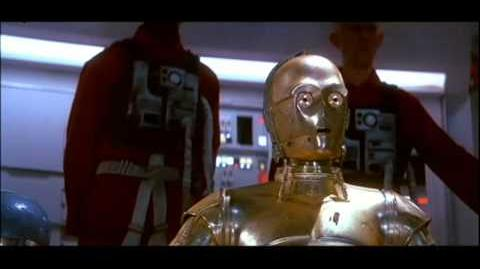 Star Wars Return of the Jedi Teaser Trailer 1983