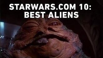Best Star Wars Aliens - The StarWars.com 10