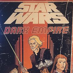 <i>Dark Empire</i> VHS cover