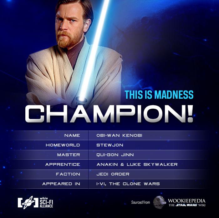 StarWars TIMBracket Champion