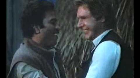 Return of the Jedi - Original Trailer - Return of the Jedi First Trailer