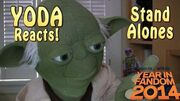 Yoda Reacts - Star Wars Stand-Alones
