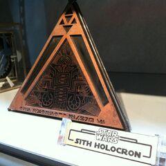 A Sith holocron.