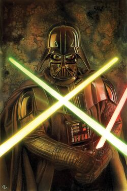Darth Vader 5 Cover