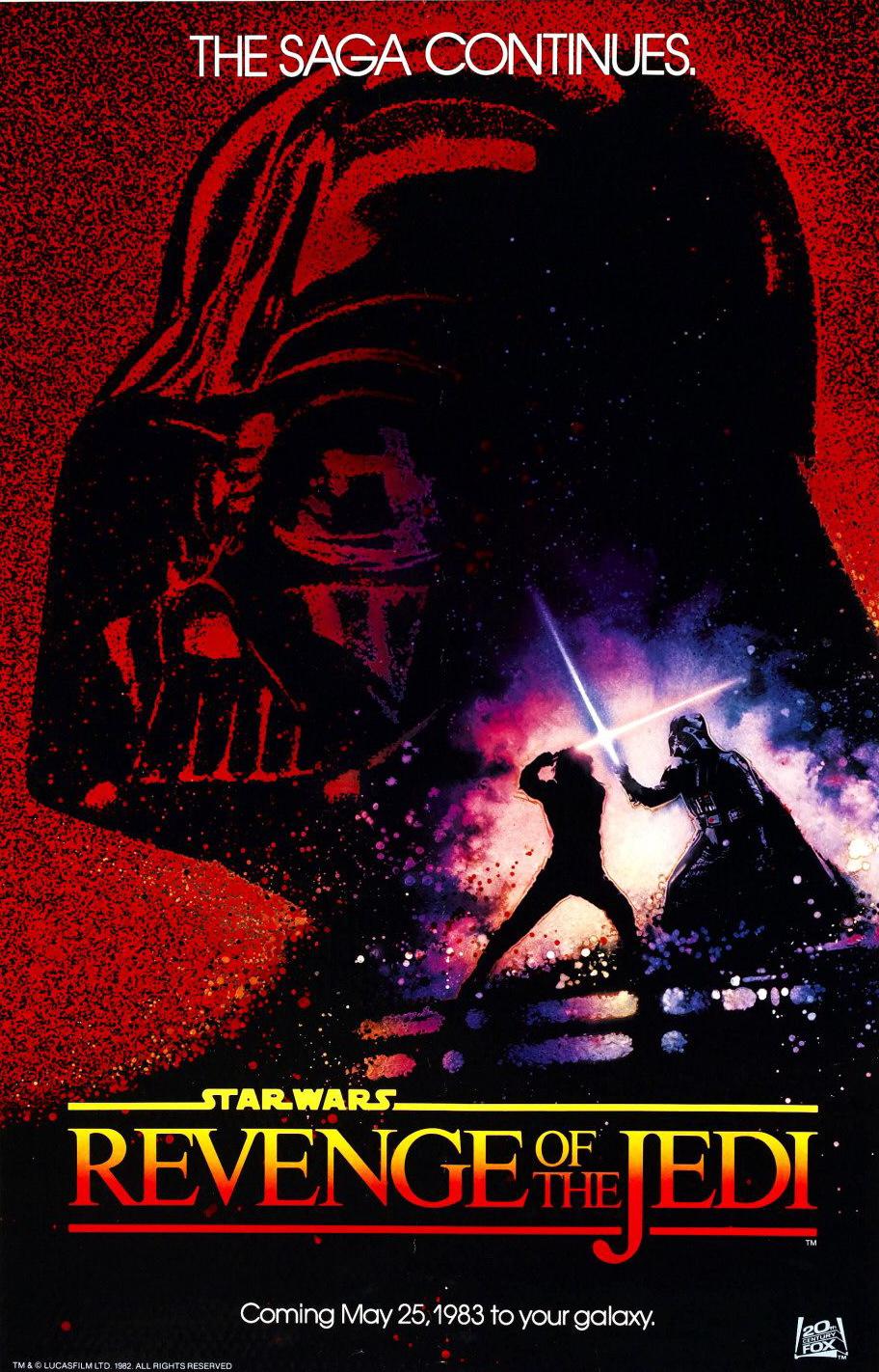 Star Wars Episode VI: Return of the Jedi   Star Wars