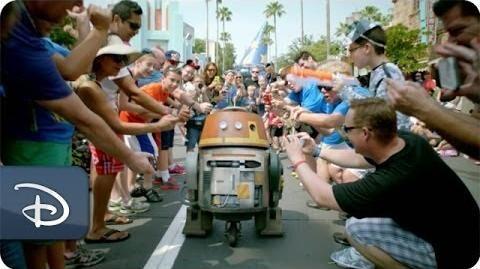 Meet Chopper Star Wars Rebels - Disney XD Disney Parks