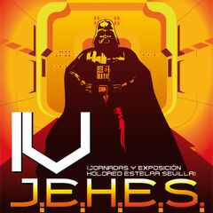 <b>JEHES IV</b> poster, by Rafael Guerrero.