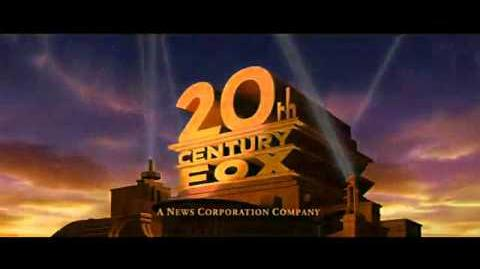 20th Century Fox fanfare and Lucasfilm Limited logo