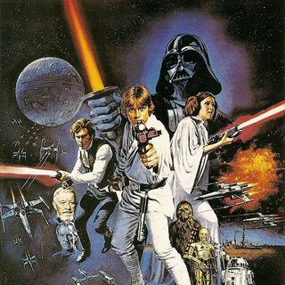 <i>Star Wars</i> poster
