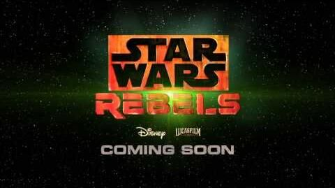 Star Wars Rebels Official Title Track