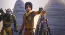 Rebel Resolve Slider