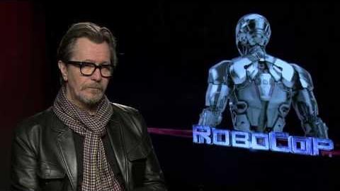 Gary Oldman - Star Wars Episode VII exclusive!