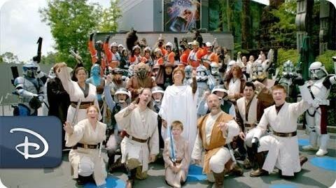 Join the Rebellion Star Wars Rebels Disney Parks