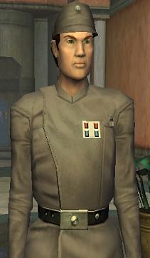 Commander Zhanks