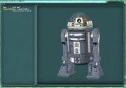 Jetpack Crafting Droid