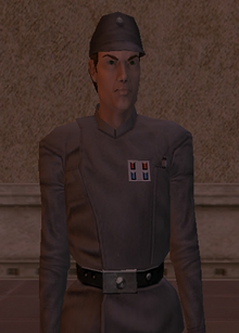 Commander Landau