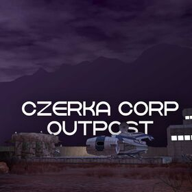 Czerka Corp Outpost
