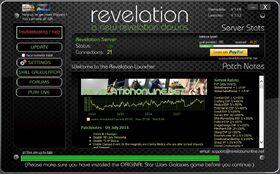 Rev-launcher